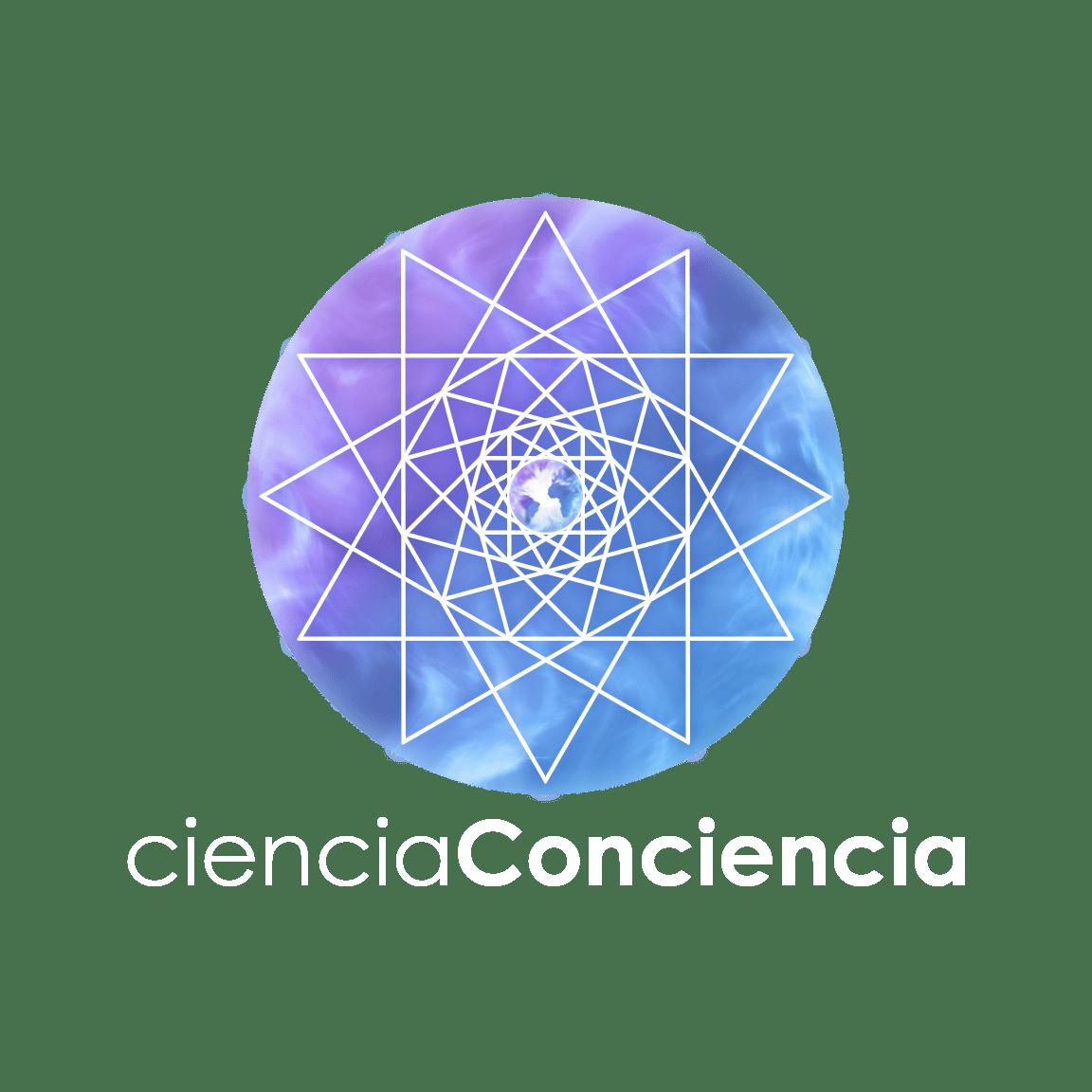 Logo cienciaConciencia Final Texto cienciaConciencia en Blanco