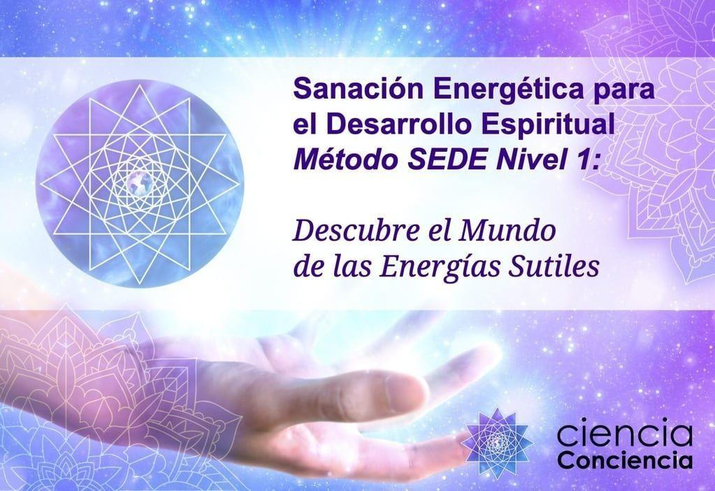 curso sanación energética nivel 1