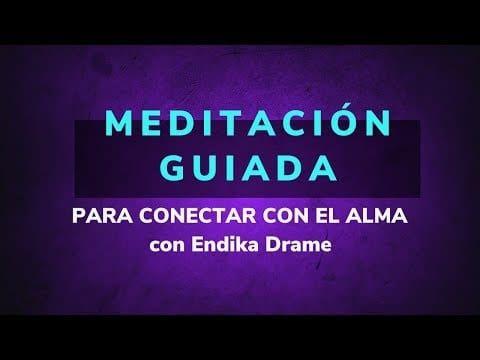 meditacion guiada para conectar con el alma