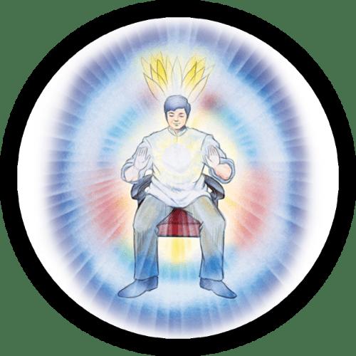 master choa kok sui meditación de corazones gemelos