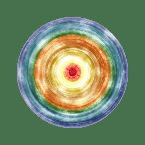 onceavo chakra corona o sahasrara