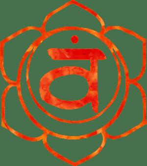 segundo chakra svadhistana sacro naranja