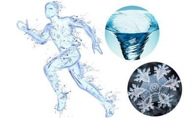 sanacion energetica agua estructurada