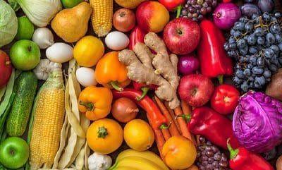 sanación energética alimentos
